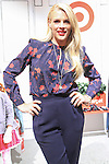 Busy Philipps attends the Annie For Target collection celebration and pop-up shop at Stage 37 in New York City on November 4, 2014.