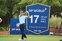 Jorge Campillo (ESP) during the first round of the DP World Championship, Earth Course, Jumeirah Golf Estates, Dubai, UAE. 21/11/2019<br /> Picture: Golffile | Phil INGLIS<br /> <br /> <br /> All photo usage must carry mandatory copyright credit (© Golffile | Phil INGLIS)