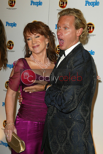Kathy Griffin and Carson Kressley<br /> At the Entertainment Tonight Emmy Party Sponsored by People Magazine, The Mondrian Hotel, West Hollywood, CA 09-18-05<br /> Jason Kirk/DailyCeleb.com 818-249-4998
