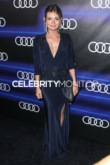 WEST HOLLYWOOD, CA, USA - AUGUST 21: Lauren Parsekian arrives at the Audi Emmy Week Celebration held at Cecconi's Restaurant on August 21, 2014 in West Hollywood, California, United States. (Photo by Xavier Collin/Celebrity Monitor)