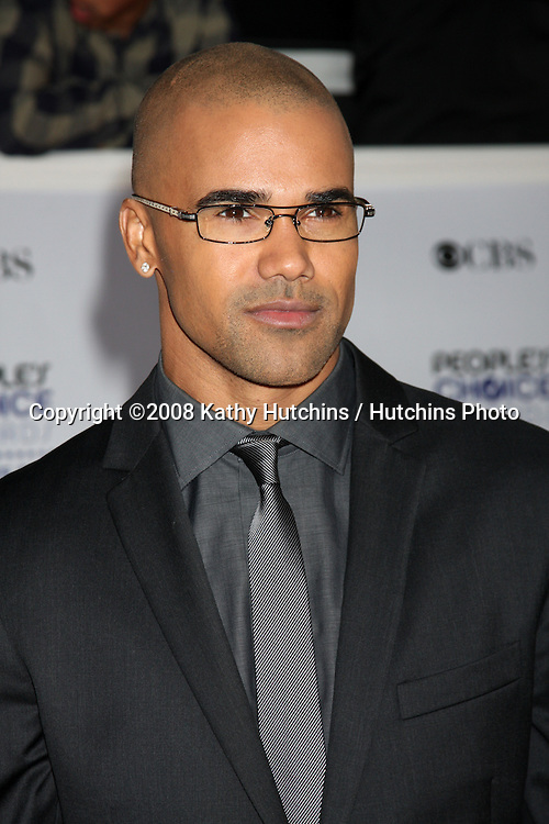Shemar Moore  arriving  at the People's Choice Awards at the Shrine Auditorium, in Los Angeles, CA on .January 7, 2009.©2008 Kathy Hutchins / Hutchins Photo..                .