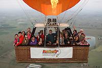 20121122 November 22 Hot Air Balloon Gold Coast