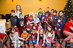 Santa visited BorgWarner (Beru) Kids Christmas Party at the Meadowlands Hotel on Saturday