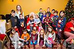 Santa visited BorgWarner (Beru) Kids Christmas Party at the Meadowlands Hotel on Saturday
