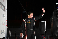 IMSA WeatherTech SportsCar Championship<br /> Motul Petit Le Mans<br /> Road Atlanta, Braselton GA<br /> Saturday 7 October 2017<br /> 6, ORECA LMP2, P, Helio Castroneves<br /> World Copyright: Richard Dole<br /> LAT Images<br /> ref: Digital Image RDPLM475