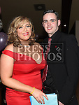 Rachel Howell celebrating her 21st birthday in The Venue at McHugh's with boyfriend Padraic Smith. Photo:Colin Bell/pressphotos.ie