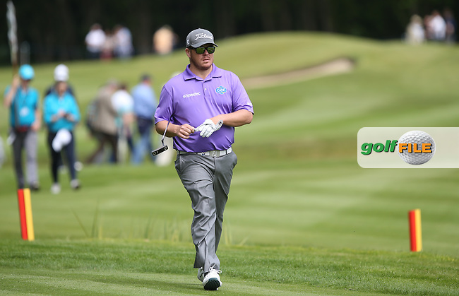 George Coetzee (RSA) during the Final Round of the 2015 BMW PGA Championship over the West Course at Wentworth, Virginia Water, London. 24/05/2015. Picture David Lloyd | www.golffile.ie.