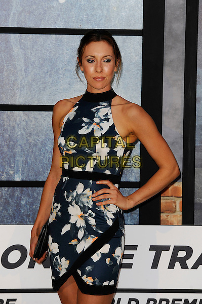 LONDON, ENGLAND - SEPTEMBER 20: Samantha Murray attending 'The Girl On The Train' World Premiere at Odeon Cinema, Leicester Square on September 20, 2016 in London, England.<br /> CAP/MAR<br /> &copy;MAR/Capital Pictures