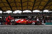 1st October 2017, Sepang, Malaysia;  FIA Formula One World Championship, Grand Prix of Malaysia, 7 Kimi Raikkonen (FIN, Scuderia Ferrari), Sepang Malaysia