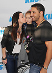 CARSON, CA - MAY 12: Kyle Richards and family attends 102.7 KIIS FM's Wango Tango at The Home Depot Center on May 12, 2012 in Carson, California.