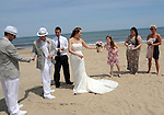 Amy and Tom Bennett wedding Virginia Beach, Virginia, 4/14/12.  Amy Gray Bennett, Tom Bennett,