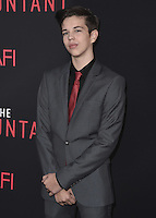 """HOLLYWOOD, CA - OCTOBER 10:  Seth Lee at the Los Angeles world premiere of """"The Accountant"""" at TCL Chinese Theater on October 10, 2016 in Hollywood, California. Credit: mpi991/MediaPunch"""