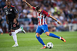 Yannick Carrasco of Atletico Madrid in action during their 2016-17 UEFA Champions League match between Atletico Madrid vs FC Bayern Munich at the Vicente Calderon Stadium on 28 September 2016 in Madrid, Spain. Photo by Diego Gonzalez Souto / Power Sport Images