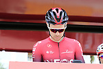 Owain Doull (WAL) Team Ineos at sign on before the start of Stage 4 of La Vuelta 2019 running 175.5km from Cullera to El Puig, Spain. 27th August 2019.<br /> Picture: Eoin Clarke | Cyclefile<br /> <br /> All photos usage must carry mandatory copyright credit (© Cyclefile | Eoin Clarke)