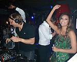 Eva Longoria partying in Cannes  05/15/2008