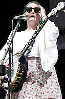 CAMDEN, NJ - JUNE 17 :  ***HOUSE COVERAGE*** Elle King performs at Radio 104.5 9th Birthday Show, day 2 at BB&T Pavillion in Camden, Jew Jersey on June 17, 2016 photo credit Star Shooter / MediaPunch