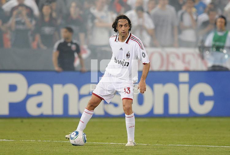 AC Milan defender Alessandro Nesta (13)  DC United defeated AC. Milan 3-2 at RFK Stadium, Wednesday May 26, 2010.
