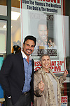 "Don Dianont poses with his sister Elena - The Bold and The Beautiful Don Diamont signed his book ""My Seven Sons and How We Raised Each Other""  - They only drive me crazy 30% of the time - for fans after a Q and A on May 31, 2018 at Books & Greetings in Northvale, New Jersey.  (Photo by Sue Coflin/Max Photo)"