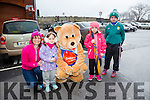 Ann Hussey, Ida Hussey , Muireann Hussey and Cillian Hussey at the Garvey Supervalu Operation Transformation walk on Sunday