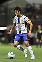 Shoki Hirai (Gamba),JULY 10, 2011 - Football :2011 J.League Division 1 match between between Omiya Ardija 2-3 Gamba Osaka at NACK5 Stadium Omiya in Saitama, Japan. (Photo by Hiroyuki Sato/AFLO)