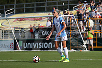 Cary, North Carolina  - Saturday April 29, 2017: Alanna Kennedy during a regular season National Women's Soccer League (NWSL) match between the North Carolina Courage and the Orlando Pride at Sahlen's Stadium at WakeMed Soccer Park.