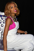 LOS ANGELES, CA, USA - MARCH 14: Lil' Mama at the Style Fashion Week Los Angeles 2014 7th Season - Day 5 held at L.A. Live Event Deck on March 14, 2014 in Los Angeles, California, United States. (Photo by Xavier Collin/Celebrity Monitor)