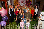Vicky O'Sullivan, Spa Rd Tralee celebrates her 30th birthday with family and friends at Benners Hotel on Saturday