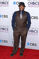 LOS ANGELES, CA - JANUARY 09: Anthony Anderson arrives at the 39th Annual People's Choice Awards held at Nokia Theatre L.A. Live on January 9, 2013 in Los Angeles, California.  Credit: MediaPunch Inc. /NORTEPHOTO