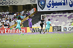 Al Ain (UAE) vs Al Hilal SFC (KSA) during their AFC Champions League 2017 Quarter-Finals at the Hazza Bin Zayed Stadium on 21 August 2017 in Al Ain , United Arab Emirates. Photo by Stringer / Lagardere Sports