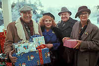 National Lampoon's Christmas Vacation (1989) <br /> Doris Roberts, E.G. Marshall, Diane Ladd &amp; John Randolph<br /> *Filmstill - Editorial Use Only*<br /> CAP/KFS<br /> Image supplied by Capital Pictures