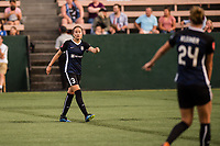 Seattle, WA - Sunday, August 5, 2018: Seattle Reign FC vs Washington Spirit at the UW Medicine Pitch at Memorial Stadium.