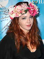 LOS ANGELES, CA - OCTOBER 27: Morgan Smith Goodwin, at UNICEF Next Generation Masquerade Ball Los Angeles 2017 At Clifton's Republic in Los Angeles, California on October 27, 2017. Credit: Faye Sadou/MediaPunch /NortePhoto.com