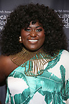 Danielle Brooks attends the 75th Annual Theatre World Awards at The Neil simon Theatre  on June 3, 2019  in New York City.