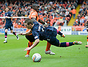 :: HEARTS' DAVID TEMPLETON IS BROUGHT DOWN BY DUNDEE UTD'S MORGARO GOMIS :: .15/05/2011   Copyright  Pic : James Stewart.sct_jsp006_dundee_utd_v_hearts .James Stewart Photography 19 Carronlea Drive, Falkirk. FK2 8DN      Vat Reg No. 607 6932 25.Telephone      : +44 (0)1324 570291 .Mobile              : +44 (0)7721 416997.E-mail  :  jim@jspa.co.uk.If you require further information then contact Jim Stewart on any of the numbers above.........