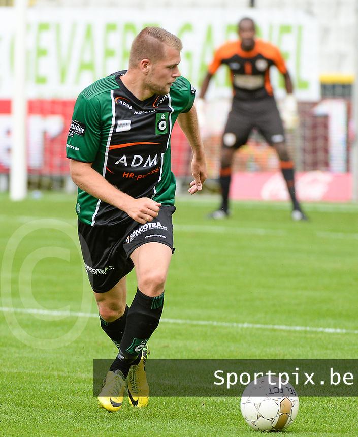 Cercle Brugge : Joey Godee <br /> foto VDB / BART VANDENBROUCKE