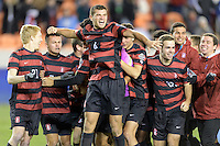 NCAA 2016 College Cup Semi-Final North Carolina Tar Heels vs Stanford Cardinal, December 9, 2016