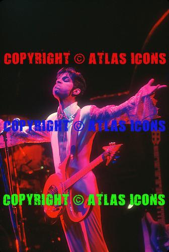 Prince; 1994 The Palladium <br /> Photo Credit: Eddie Malluk/Atlas Icons.com
