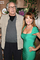 LOS ANGELES - FEB 20:  Chevy Chase, Jane Seymour at the Global Green 2019 Pre-Oscar Gala at the Four Seasons Hotel on February 20, 2019 in Beverly Hills, CA