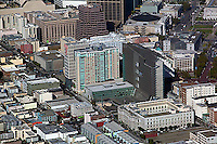 aerial photograph Federal Building Civic Center San Francisco, California
