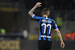 Marcelo Brozovic of Inter reacts during the Coppa Italia match at Giuseppe Meazza, Milan. Picture date: 12th February 2020. Picture credit should read: Jonathan Moscrop/Sportimage