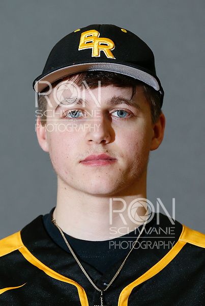 2018 Black River Baseball - Dillon Bricker