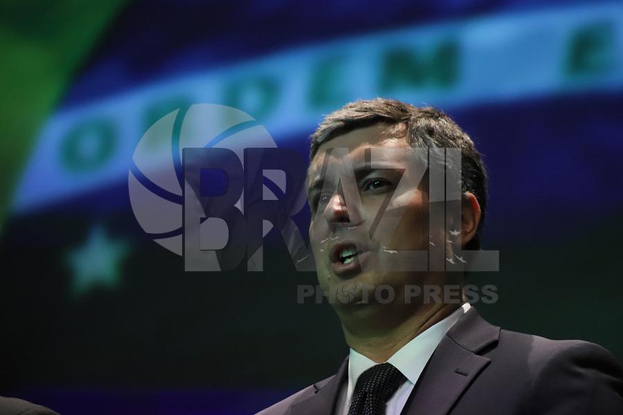 SÃO PAULO, SP, 05.11.2019 - POLITICA-SP - Ricardo Bezerra, Diretor da ANAC, participa do Fórum Brasileiro de Transporte Aéreo, no WTC Events, em São Paulo, nesta terça-feira, 5. (Foto Charles Sholl/Brazil Photo Press)