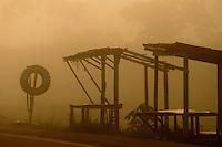Rodovia  Pa 150.<br /> Mojú, Pará, Brasil.<br /> Foto Paulo Santos/Interfoto