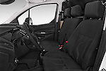 Front seat view of a 2015 Ford Transit Connect Trend 5 Door Minivan Front Seat car photos