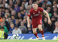 James Milner of Liverpool <br /> 29-09-2018 Premier League <br /> Chelsea - Liverpool<br /> Foto PHC Images / Panoramic / Insidefoto <br /> ITALY ONLY