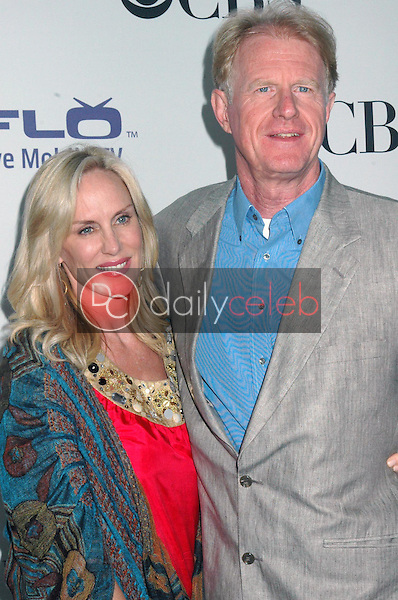 Rachelle Carson and Ed Begley Jr.<br />at the CBS Comedies' Season Premiere Party. Area, West Hollywood, CA. 09-17-08<br />Dave Edwards/DailyCeleb.com 818-249-4998