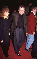 Regis Philbin & Wife 1992 by Jonathan <br />