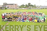 The Elevens Football.Blitz at John.Mitchels GAA.Pitch, Tralee, on.Saturday.