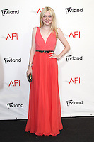 Dakota Fanning at the 40th AFI Life Achievement Award honoring Shirley MacLaine held at Sony Pictures Studios on June 7, 2012 in Culver City, California. © mpi26/ MediaPunch Inc.. /NORTEPHOTO.COM