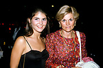 Lori Loughlin and mom in New York City. September 1, 1981.